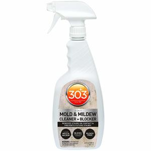 Mold & Mildew Cleaner + Blocker