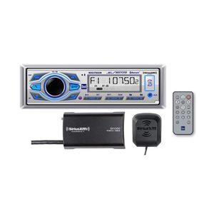 MXD378SXM SiriusXM Ready Receiver/Tuner with Bluetooth, SiriusXM, USB and MP3