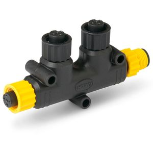 NMEA 2000 Two Way Tee Connector