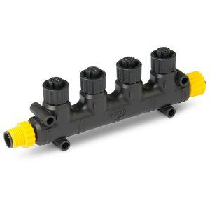 NMEA 2000 Four Way Tee Connector