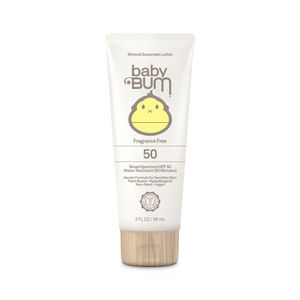 SPF 50 Baby Bum Mineral Sunscreen Lotion