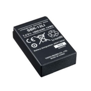 SBR-13LI 1800 mAh Li-ion battery for HX890 VHF