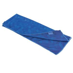 Cooling Towel, Geo Blue