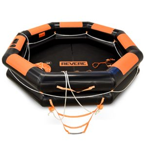 USCG 8-Person Inflatable Buoyant Apparatus Valise