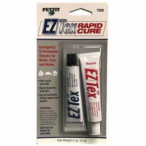 EZ Tex Rapid Cure Repair Putty