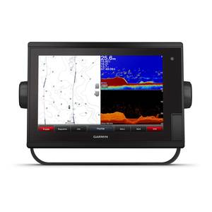GPSMAP 1242xsv Touch Chartplotter/GPS Combo with LakeVu HD and BlueChart g3 Charts