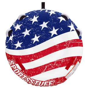 Stars and Stripes 2-Person Towable Tube