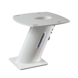 "APT-250-01 10"" Aluminum PowerTower®  Radome Mount"