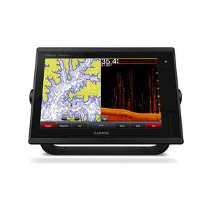 Refurbished 7612xsv Multifunction Display with US Coastal and US Inland Charts and Internal GPS Antenna