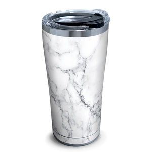 20 oz. Marble Swirl Tumbler with Lid