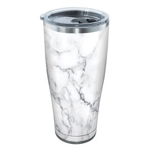 30 oz. Marble Swirl Tumbler with Lid
