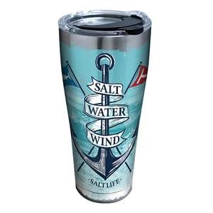30 oz. Salt Life® Salt Wind Water Tumbler with Lid