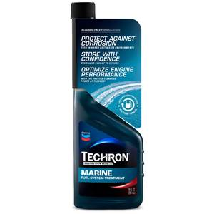 Techron® Marine Fuel System Treatment, 10 oz.
