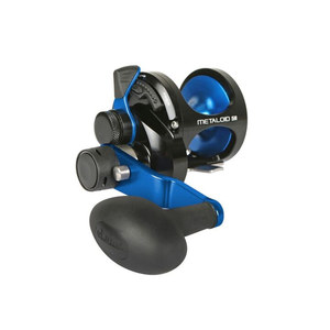 Metaloid Two-Speed Lever Drag Conventional Reel