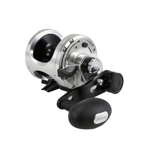 "Andros ""A"" Series A-12SIIA Two-Speed Lever Drag Conventional Reel"