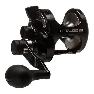 Metaloid M-12II Two-Speed Lever Drag Conventional Reel