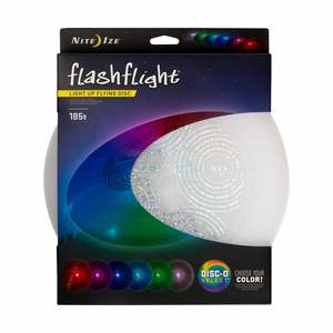 Flashflight® Light Up Flying Disc - Disc-O Select™