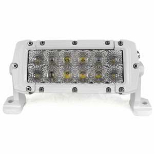 "6"" Dual Row LED Light Bar"