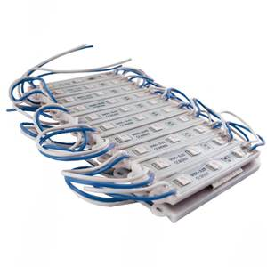 9' LED Pod Strip Light Kit, Blue