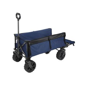Folding Wagon with Tailgate