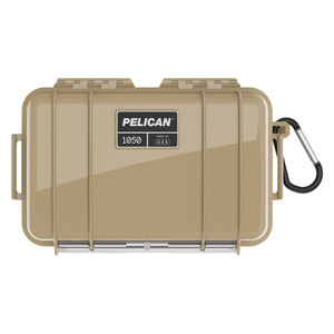 1050 Waterproof Micro Case, Desert Tan