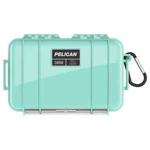 1050 Waterproof Micro Case, Seafoam