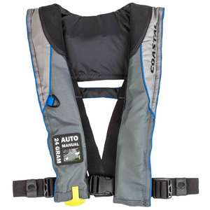 Coastal Automatic Inflatable Life Jacket