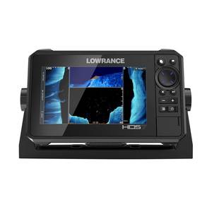 HDS LIVE 7 Multifunction Display with US Coastal and Inland Mapping