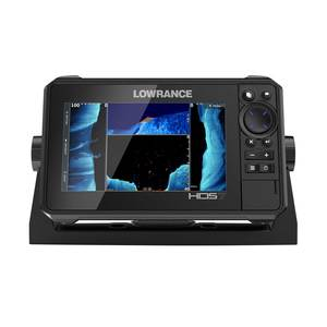 HDS LIVE 7 Multifunction Display with Active Imaging 3-in-1 Transducer and US Coastal and Inland Mapping