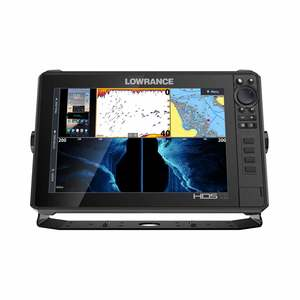 HDS LIVE 12 Multifunction Display with Active Imaging 3-in-1 Transducer and US Coastal and Inland Mapping
