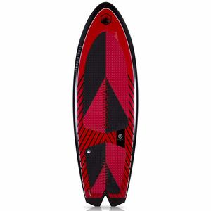 "5'4"" Rocket Wakesurf Board with Surf Rope"