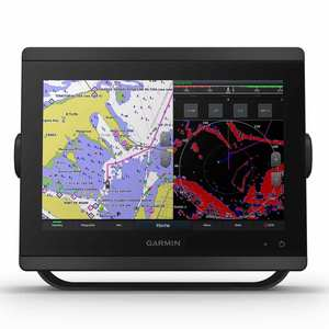 GPSMAP 8410 Multifunction Display with Full HD In-Plane Switching (IPS) Display and Worldwide Basemap Charts