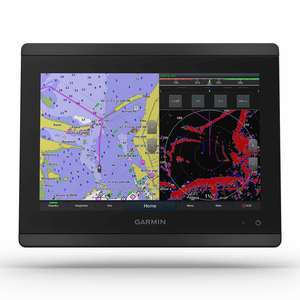 GPSMAP 8616 Multifunction Display with Full HD In-plane Switching (IPS) Display and BlueChart G3 and LakeVu G3 Charts