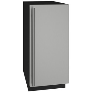 "15"" Nugget 3 Class Ice Maker with Stainless Steel Door"