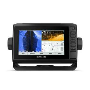 ECHOMAP Plus g3 74sv Fishfinder/Chartplotter Combo with GT51 Transducer and US Coastal g3 Charts