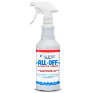 All-Off All Purpose Cleaner, Quart