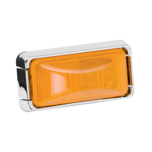Waterproof Clearance Light, #37 Amber