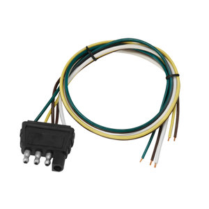 4-Flat Connector Harness - Trailer End