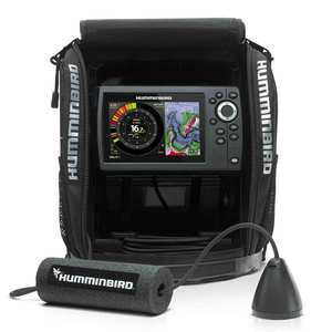 ICE Helix 5 Chirp GPS G2 FB Fishfinder/GPS Combo with Transducer