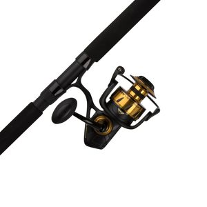 "6'6"" Spinfisher VI 6500 Heavy Spinning Combo"