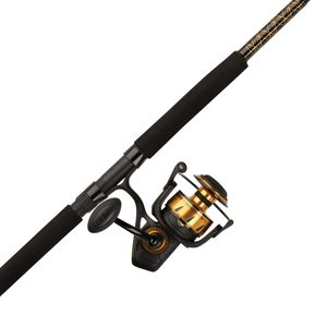 7' Spinfisher VI 7500 Heavy Spinning Combo