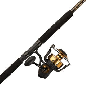 7' Spinfisher VI 8500 Heavy Spinning Combo