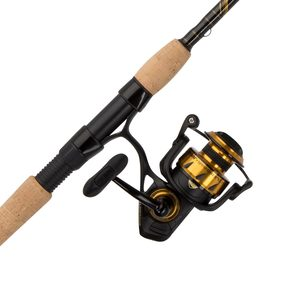 7' Spinfisher VI 2500 Heavy Spinning Combo
