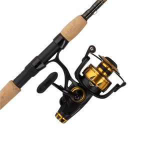 7' Spinfisher VI 4500 Live Liner Heavy Spinning Combo