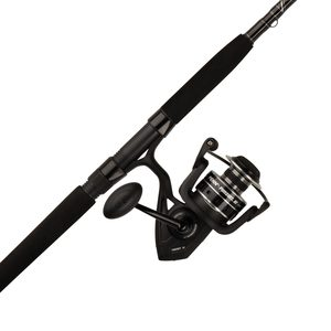 8' Pursuit III 6000 Heavy Spinning Combo