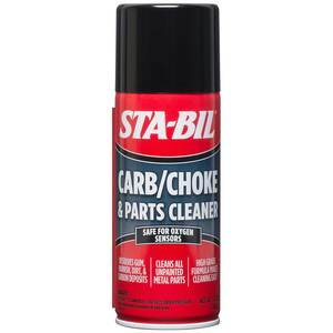 Carburetor, Choke & Parts Cleaner, 12 oz.