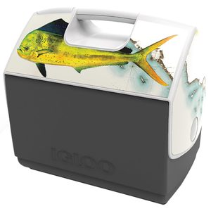 16 qt. Playmate Elite Decorated Cooler, Dorado