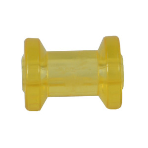 "4"" Spool Roller 5/8"" Shaft PVC"