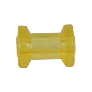 "5"" Spool Roller 5/8"" Shaft PVC"