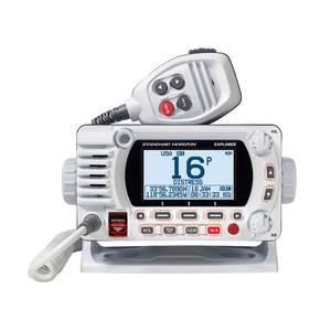 GX1850W Explorer 25W Fixed Mount VHF/NMEA2000/Second Station Capable